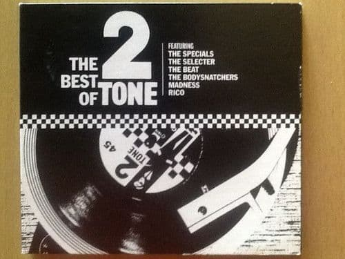 Various<br>The Best Of 2 Tone<br>CD, Comp